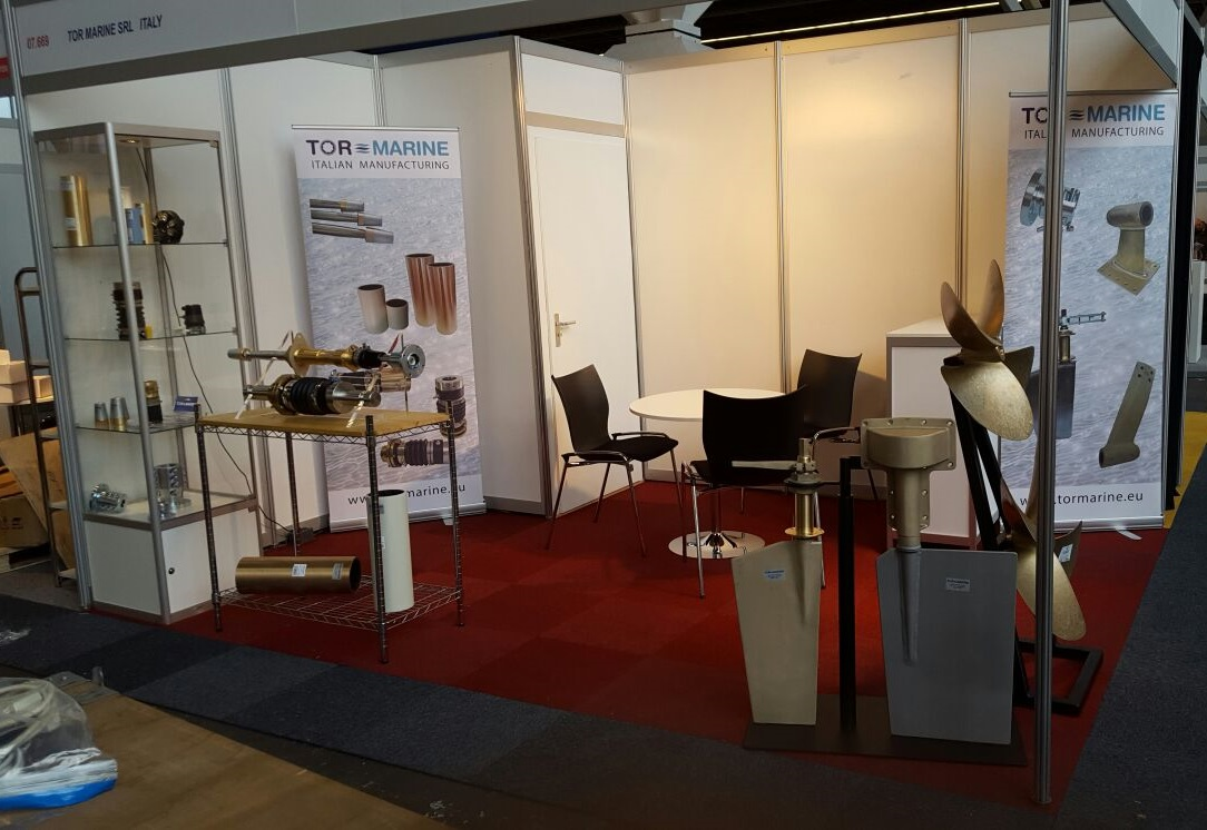 We are at METS 2016 & News and events | Tor Marine